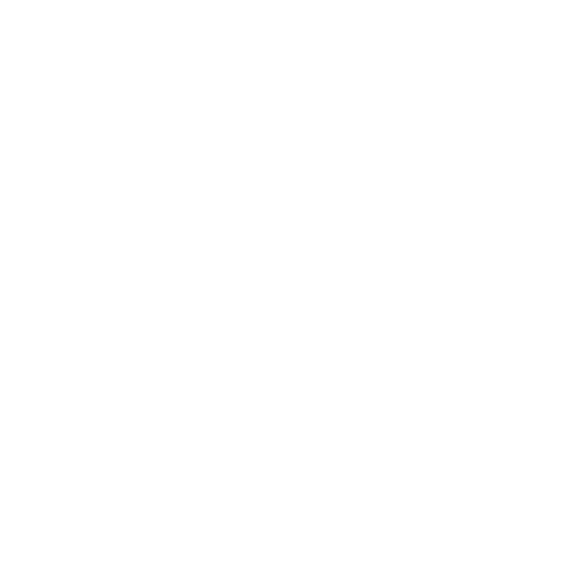 fewer emergencies icon with white truck driving fast