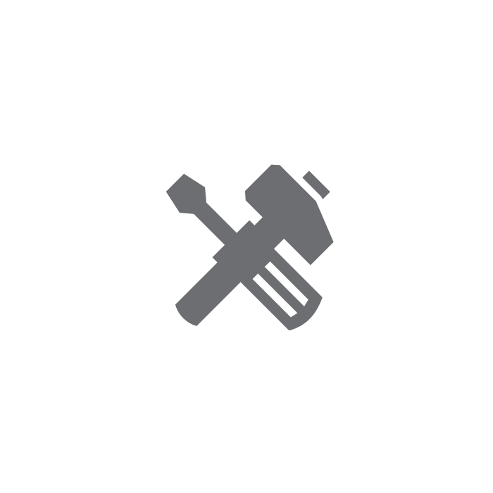 maintenance tools icon for maintenance plan button